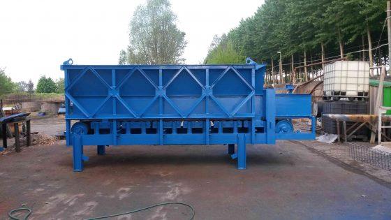 carpenteria - realizzazione nastri trasportatori